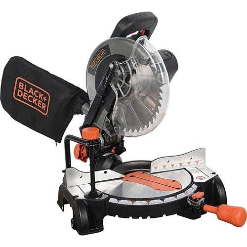 Black+Decker M2500BD5 10? Compound Miter Saw