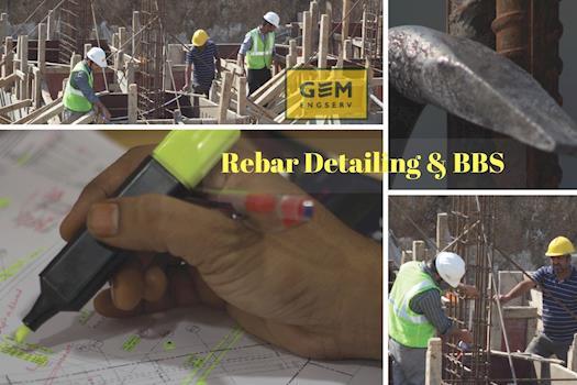 Rebar Detailing & BBS by GEM Engserv