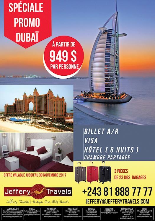 Dubai promotion