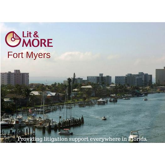 Litigation Support - Fort Myers