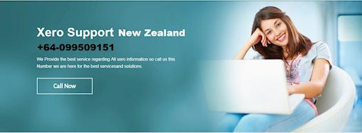 Xero Help Number New Zealand 099509151