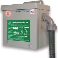 KVAR- Energy Saver