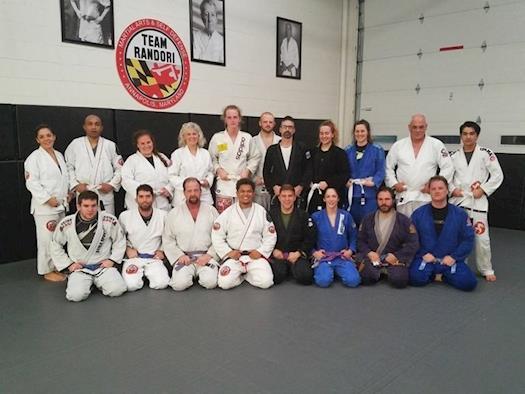 Brazilian jiu jitsu Silver Spring