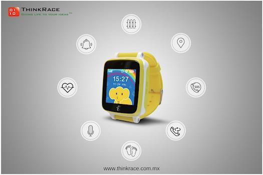 GPS smart watch to safeguard children