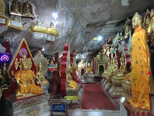 Shwe Oo Min Cave