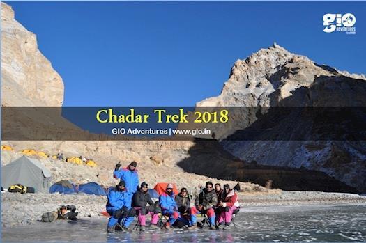chadar trek ladakh 2018