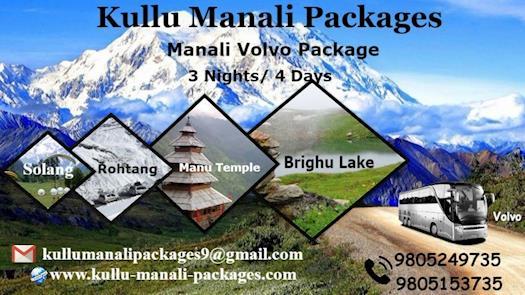 Kullu Manali Packages
