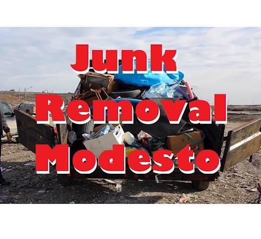 We Pick Up Junk Modesto