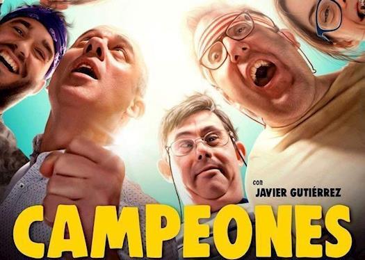 ~~Ver~[HD]!! Campeones [2018] Pelicula Online en Español