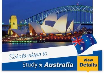 Scholarships Options in Australia for International Students