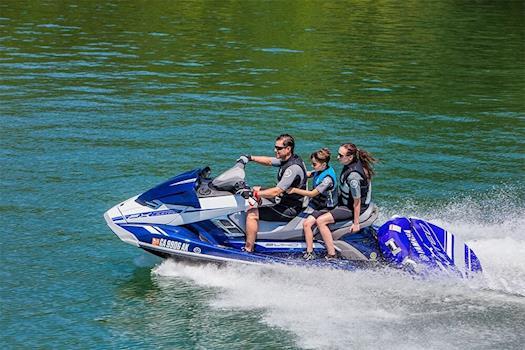Yamaha Waverunner Personal Watercraft Thailand