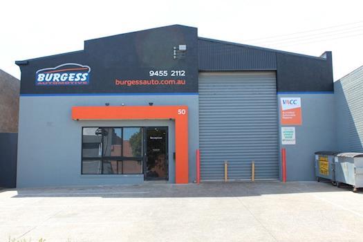 Burgess Car Mechanic