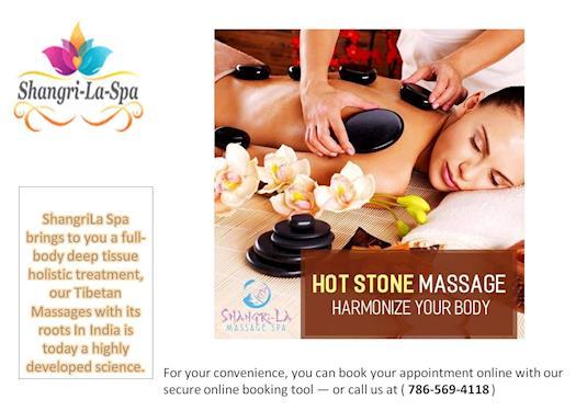 Miami Best Asian Massage - Shangri-la-spa