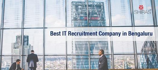 Best IT Recruitment Company in Bengaluru