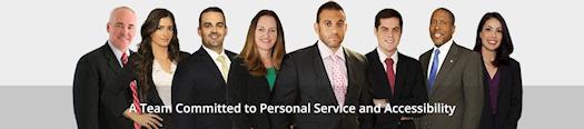 Dolman Law Group Team