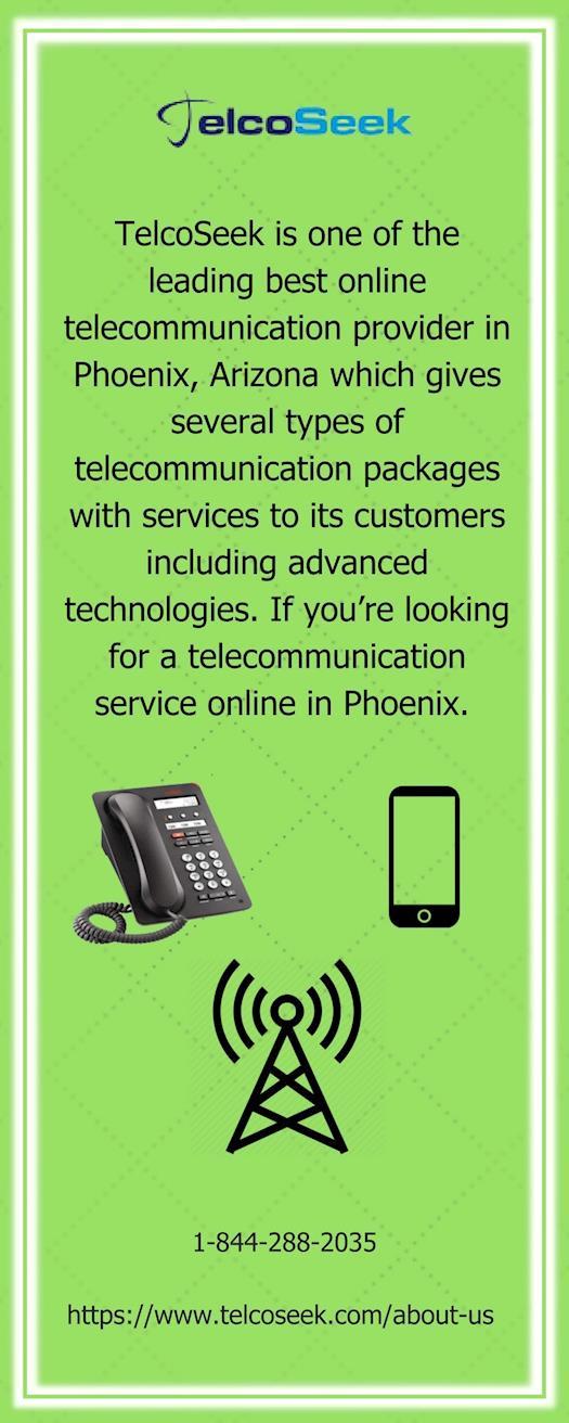Best online telecommunication service provider