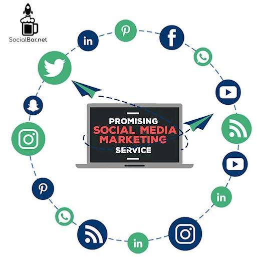 Buy Social Media Marketing Services