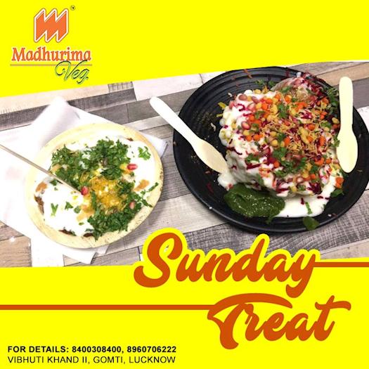 Enjoy Weekend at Best Veg Restaurant, Lucknow- Madhurima Veg