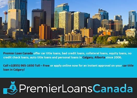 Fast Cash Calgary AB - Car Title Loans