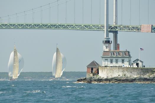 Yacht Charter From Newport to Jamestown RI