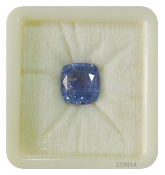 Ceylon Astrological Blue Sapphire Gemstone Fine 5.7CT