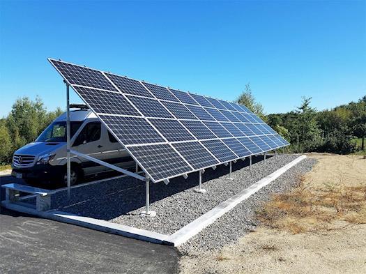 Solar Energy Equipment Supplier