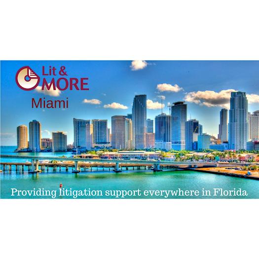 Litigation Support - Miami