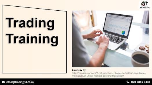 Trading Training In Paul Street,London - Gt Trading Ltd