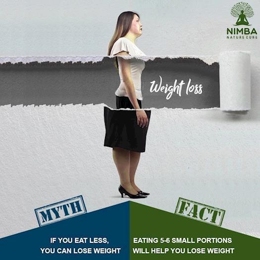 Weight loss MYTH & FACT