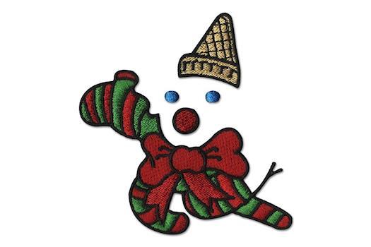 Christmas Embroidery Digitizing Design