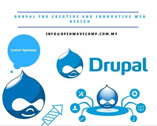 Drupal Development Company in Malaysia