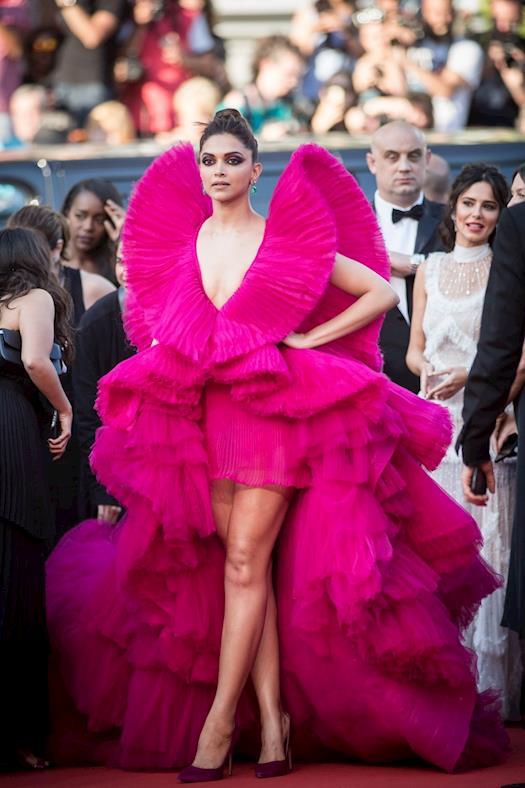 Latest Bollywood news: Deepika padukone at Cannes Film Festival 2018