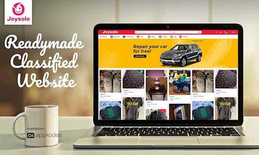 Readymade Classified Website