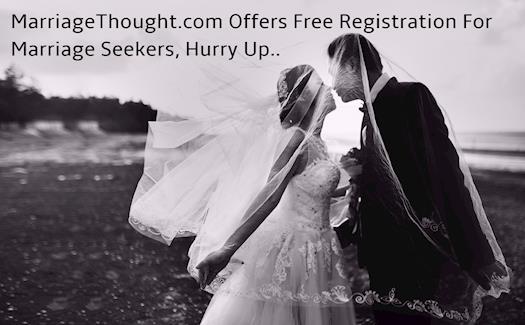 Free Marriage Profile Registration