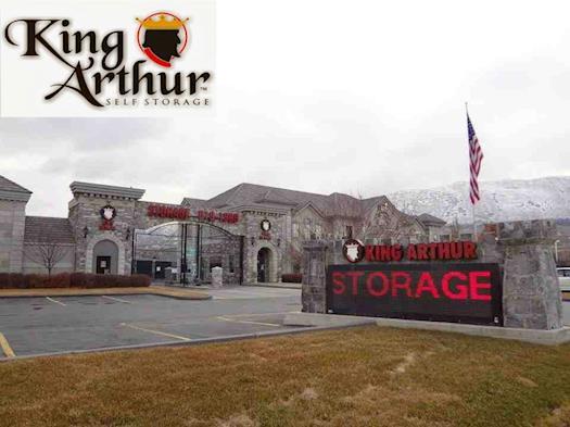 Self Storage Company in Draper