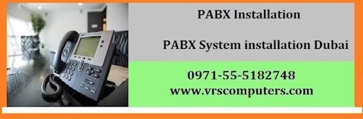 pabx installation Dubai