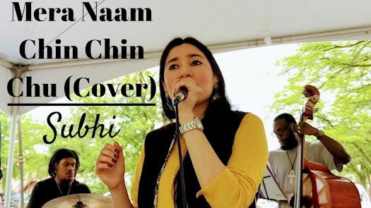 Mera Naam Chin Chin Chu | Bollywood Jazz Cover