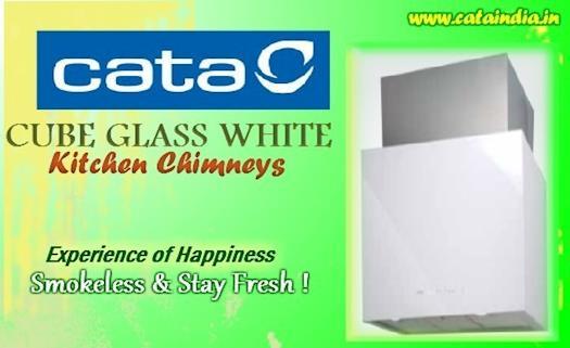 Cube Glass White