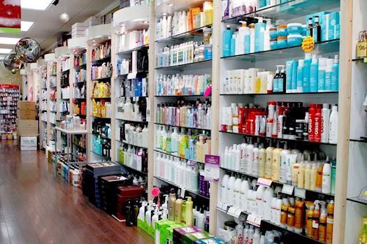 LA Korean Stores and Hair-care Kits