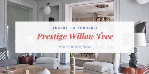 Prestige willow Tree From Prestige Builders