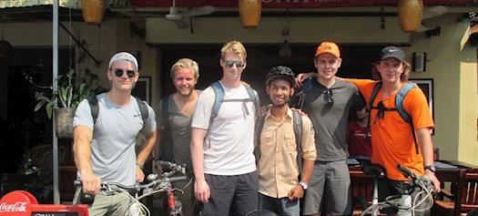 Angkor Tour Guide Service