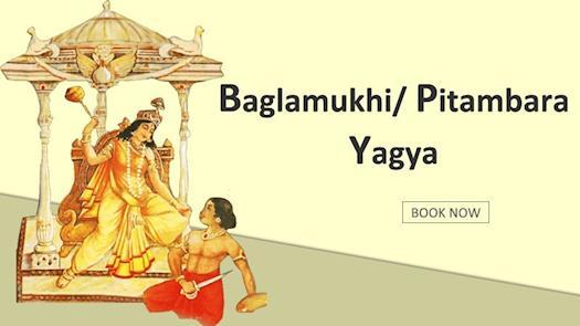 Baglamukhi / Pitambara Yagya