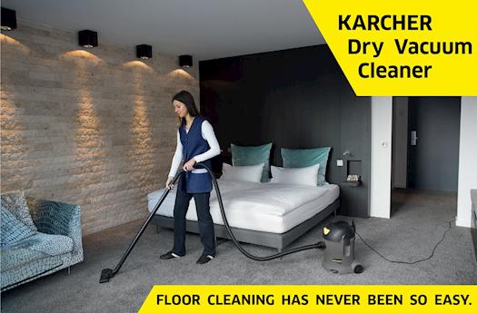 Most Efficient Karcher Dry Vacuum Cleaner