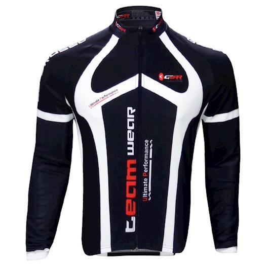 Custom Long Sleeve Cycling Jersey