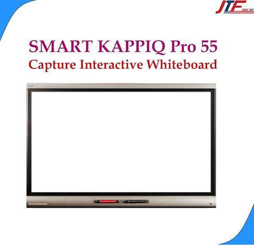 SMART KAPPIQ Pro 55 Capture Interactive Whiteboard