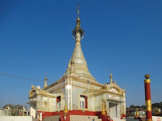 Aung Chan Tha Zedi