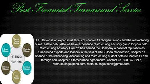 Best Financial Turnaround Service