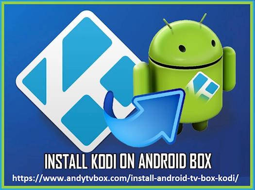 How to Install Android TV Box Kodi App