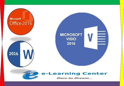 Beginning Microsoft  Visio 2016  - Online Courses