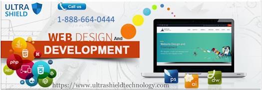 Website Development Company in USA | UltraShield Technology